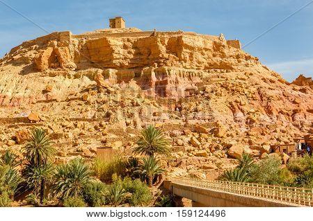 Ksar Ait Ben Haddou, Morocco
