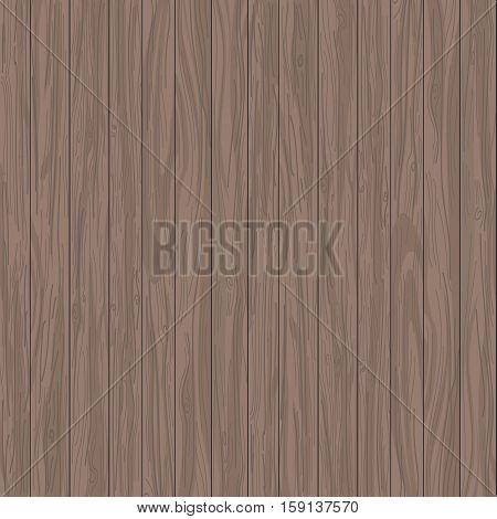 Vintage dark brown wooden plank texture background