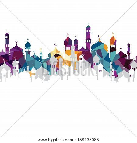 Arab Islam Mosque Art Abstract