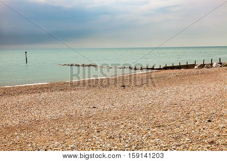 Pagham Beach West Sussex