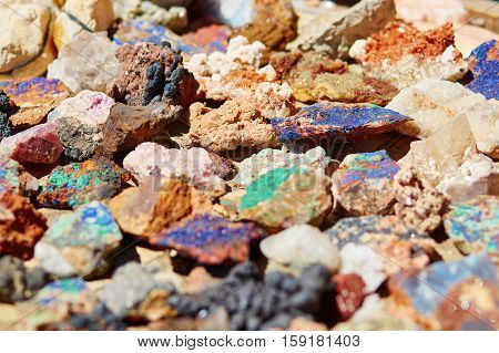 Colorful Minerals