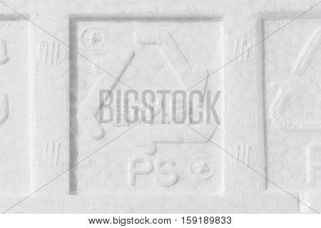 White Foam Texture