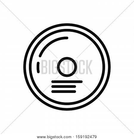 compact disk vector illustration design eps 10