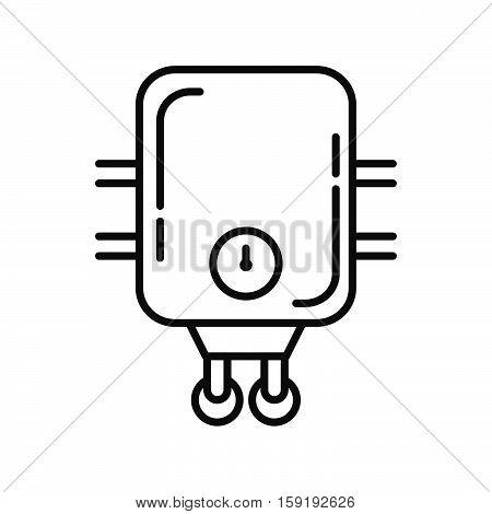 water heater vector illustration design eps 10