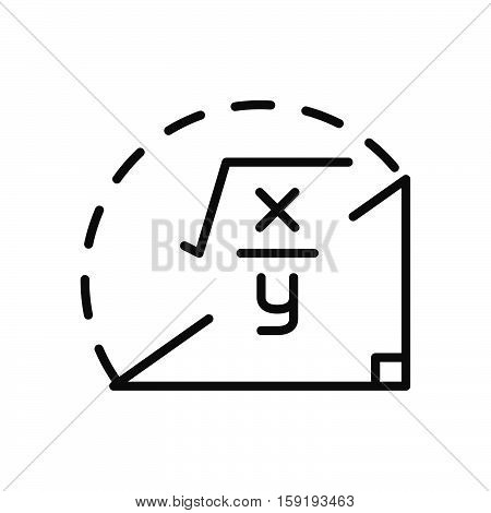 math formula vector illustration design eps 10