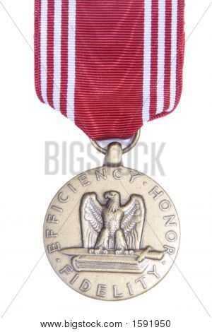 American Efficiency Honor Fidelity War Medal