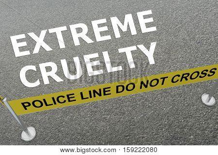 Extreme Cruelty - Criminal Concept