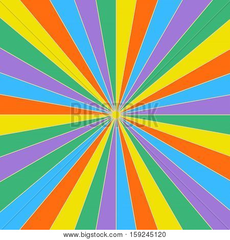 fortune wheel background, square background with segments of the wheel fotrune in a circle, a vector for a gaming website