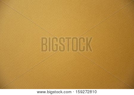 mustard colored paper texture - for background
