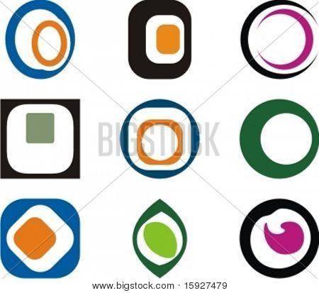 Alphabetical Logo Design Concepts. Letter O. Check my portfolio for more of this series.