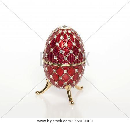 Beautiful Jewel Easter Egg