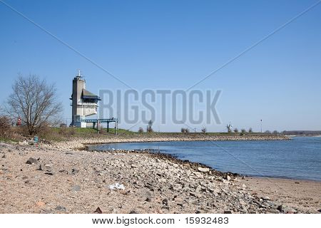 A Lookout At The River