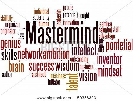 Mastermind, Word Cloud Concept 6
