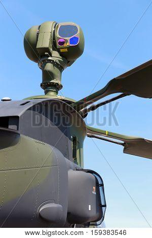 Ec665 Mast-mounted Sight