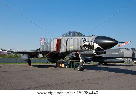 Turkish Air Force F-4 Phantom Ii