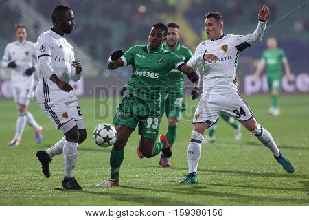 Ludogorets Vs. Basel