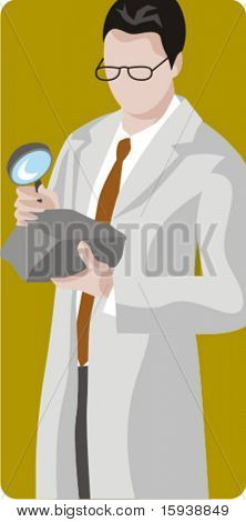 Archeology and geology vector illustration series. Check my portfolio for much more of this series as well as thousands of other great vector items.