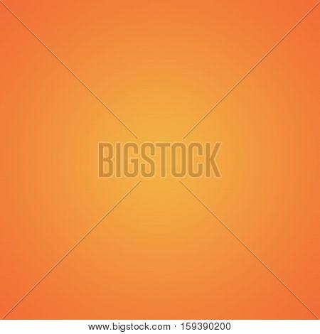 Orange gradient abstract low poly background. orange backdrop wallpaper