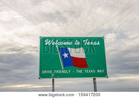 Drive friendly. It's the Texas way in the Lone Star State. Welcome!