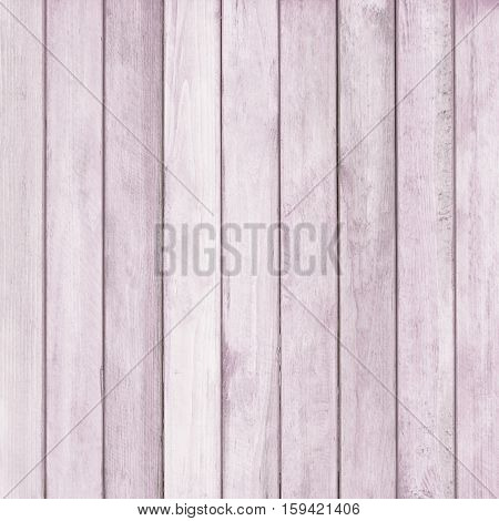 Wooden plank putple color texture for background.