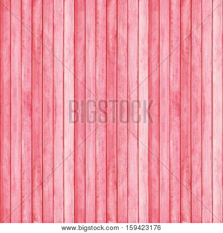 Wooden Wall Texture Background, Strawberry Ice Pantone Color