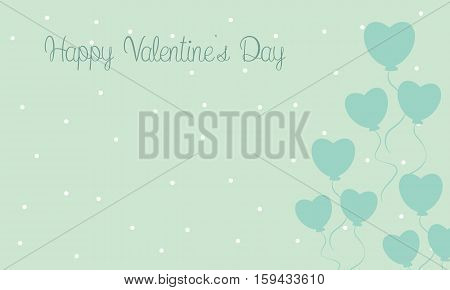 Romance valentine day backgrounds illustration collection stock