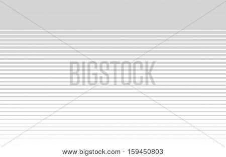 Halftone Stripes background light grey and white