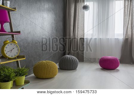 Bright Color Decorations