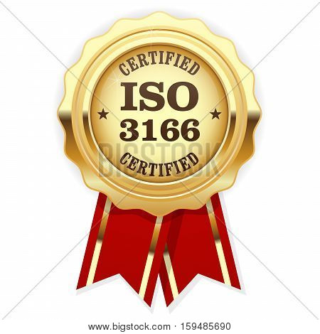 ISO 3166 standard rosette - Country codes