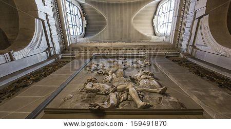 Sainte Marguerite Church, Paris, France