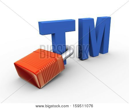 3D Trademark Protection Concept