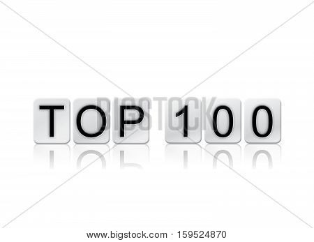 Top 100 Isolated Tiled Letters Concept And Theme