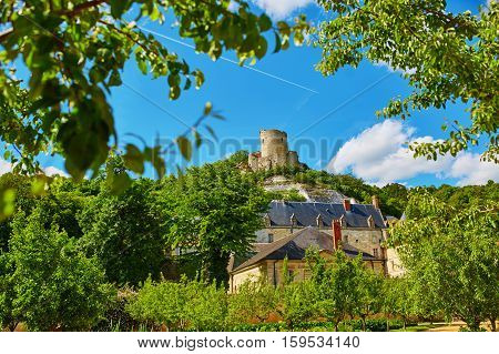 Beautiful Medieval Castle Of La Roche-guyon