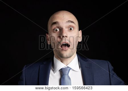 Surprised Man