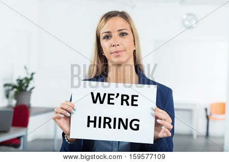 What Are You Waiting For We're Hiring