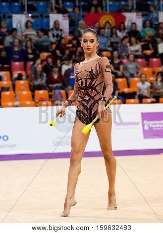 Neviana Vladinova, Bulgary