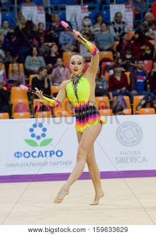 Veronika Pronchenko, Lituania. Clubs