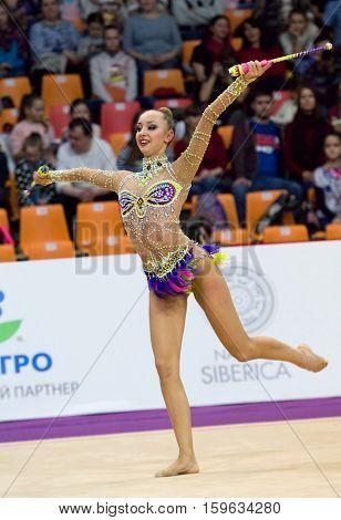 Irina Annenkova, Russia. Clubs