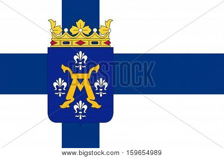 Flag of Western Finland Province of Finland.