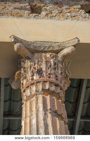 Pompeii Ruins - Italy