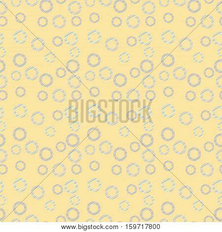 Seamless vector  illustration pattern printable paper