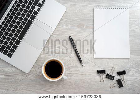 Office Desktop, Notepad