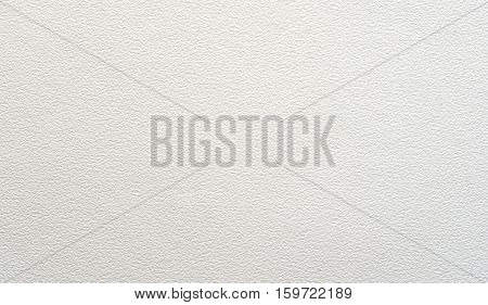 Paper texture. Sheet of white watercolor paper background. close-up
