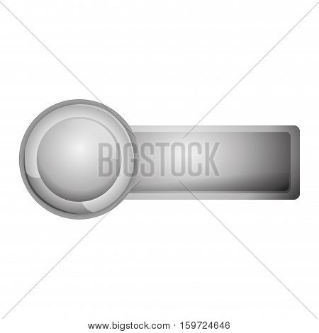 name tag icon over white background. colorful design. vector illustration