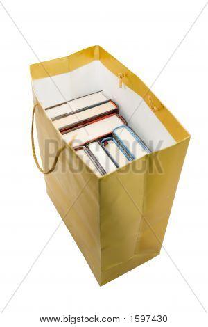 Books In Paper Bag