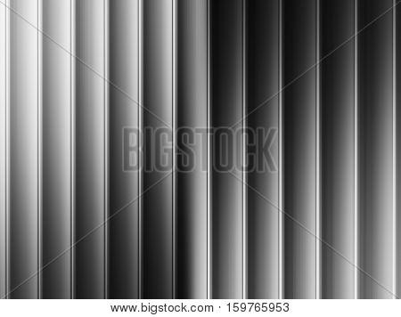 Vertical black and white bars illustration background hd