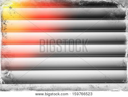 Horizontal vintage camera film with light leak texture background hd