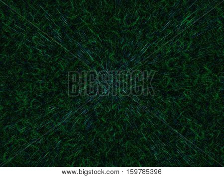 Textured background colorful effect zoom waves hairs.