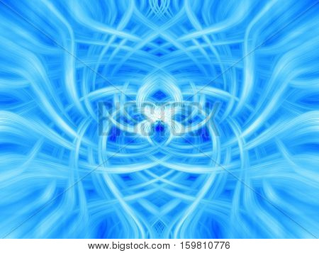 color swirl art blur radial twist wing of angle background texture