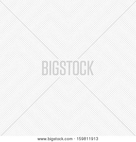 Vector seamless pattern. Abstract small dotted textured background. Modern stylish texture. Regularly repeating stylish geometrical tiles with dots dotted zigzags. Contemporary design.